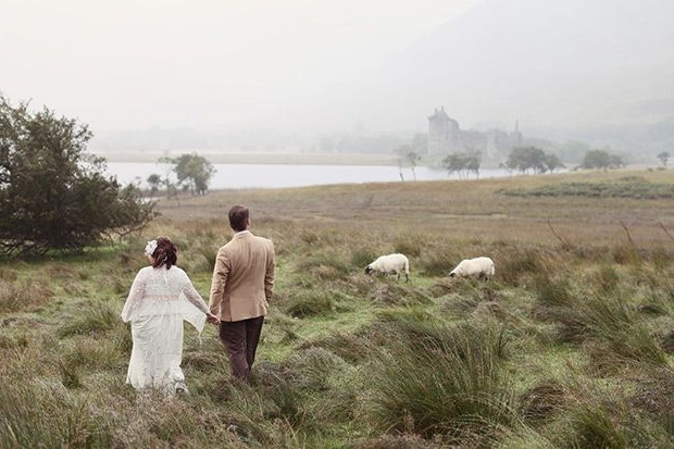getting married scotland